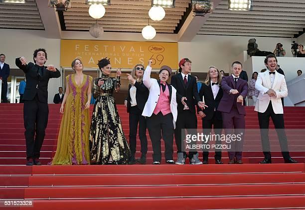 Irish cinematographer Robbie Ryan US actress Riley Keough US actress Sasha Lane British director Andrea Arnold US actress Veronica Ezell US actor...