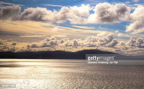 Irish coastal beauty along Slea Head Drive, Dingle Peninsula, County Kerry, Munster Province, Republic of Ireland