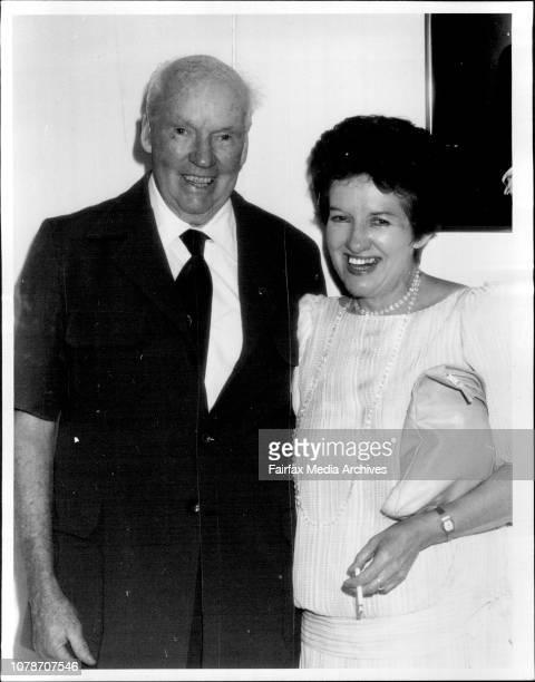 Irish Embassy Farewell to AmbassadorFred and Margaret Daly of Sydney February 03 1987