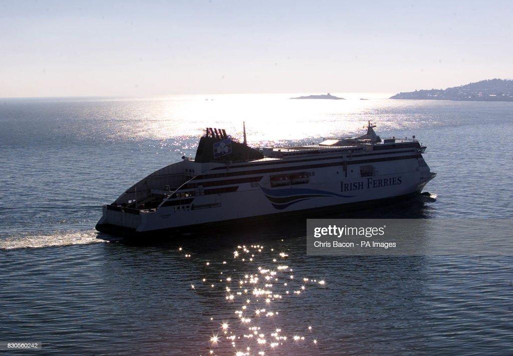 Irish Ferries' new IR 80million Dublin to Holyhead cruise