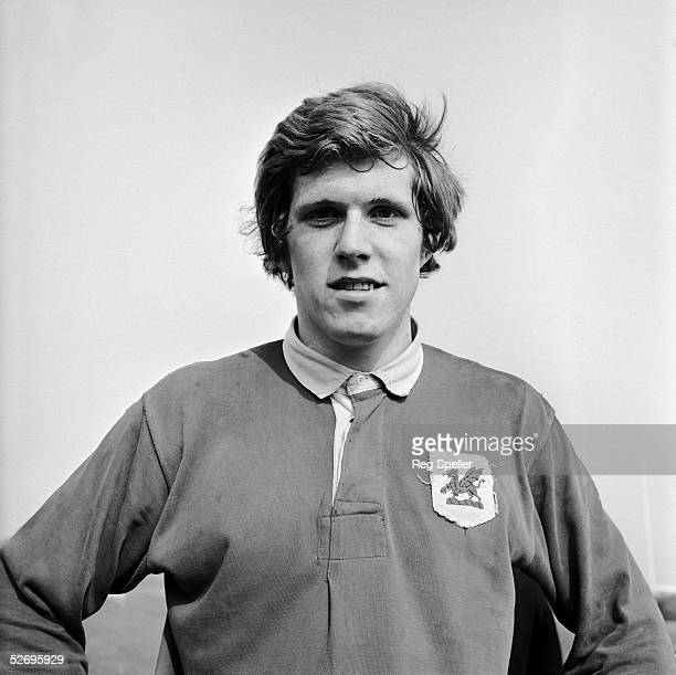 Irish flanker Fergus Slattery of the British Lions rugby team at Astbourne, where the team are training for their summer tour of Australia, 24th May...