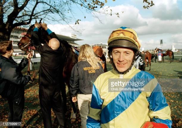 Irish flat race jockey Kieren Fallon circa 1997 Whilst enjoying an impressive racing career which lasted nearly 20 years as stable jockey for Henry...