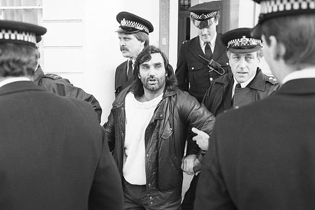 George Best Arrested