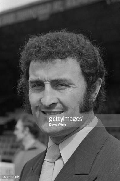 Irish former soccer player Charlie Hurley manager of Reading FC UK 1st February 1973