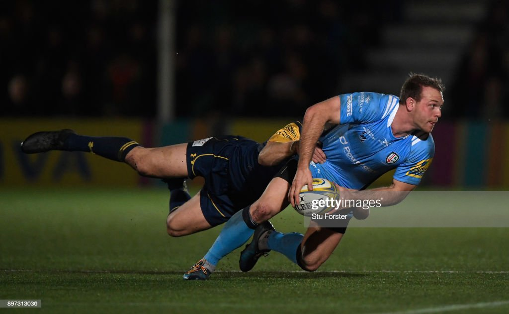 Worcester Warriors v London Irish - Aviva Premiership