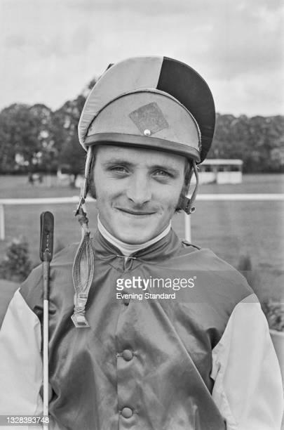 Irish jockey Pat Eddery , UK, 12th September 1974.