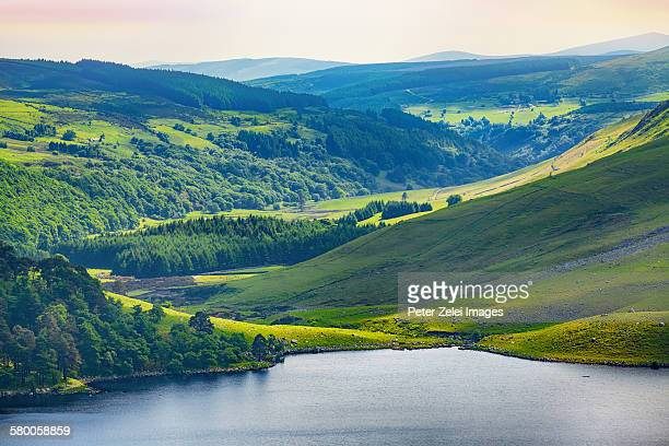 irish landscape - ring of kerry stock photos and pictures