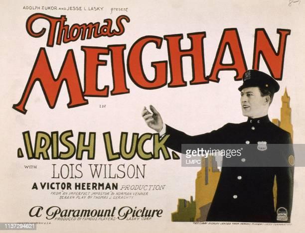 Irish Luck lobbycard Thomas Meighan 1925