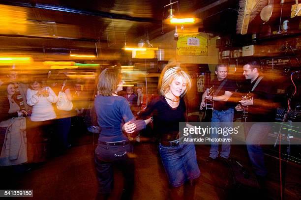 Irish Music at Fibber Magee's Pub in Belfast