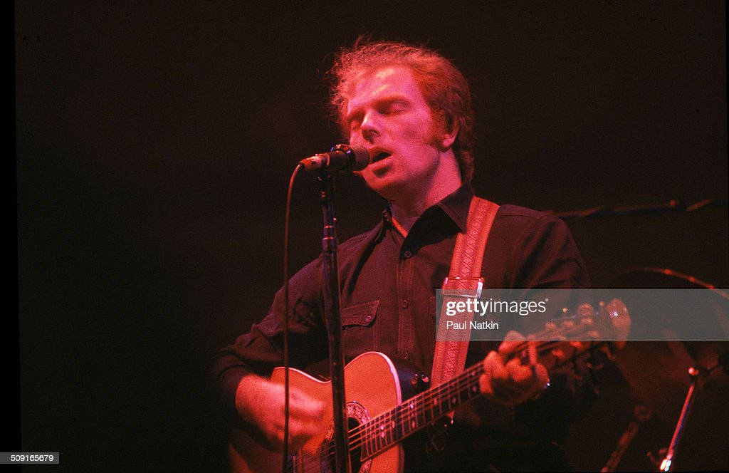 Van Morrison Performs : News Photo