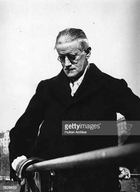 Irish novelist and short story writer James Joyce born in Dublin which is the setting for most of his writing