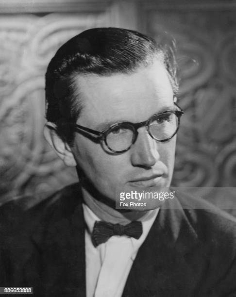 Irish politician Dr Noël Browne of the Fianna Fail Party 2nd May 1954