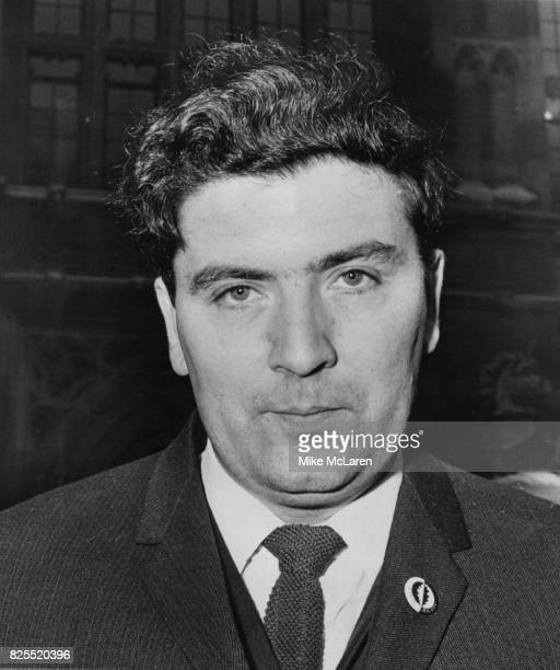 Irish politician John Hume deputy leader of the Derry Citizens' Action Committee January 1969