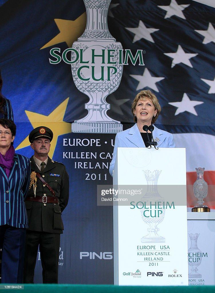 Solheim Cup - Previews