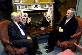 Ahern Talks to Patten
