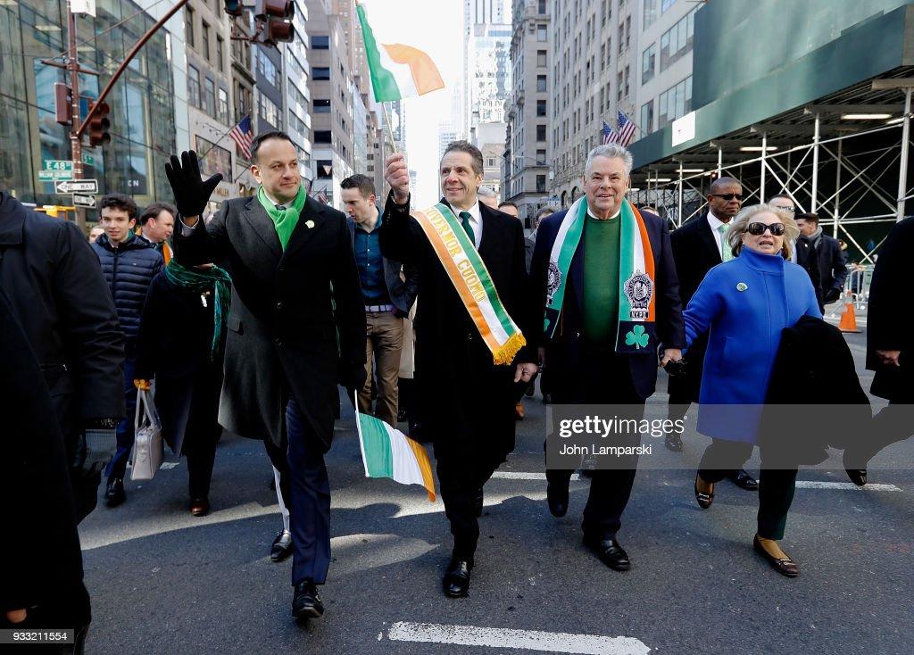 2018 New York City St. Patrick's Day Parade