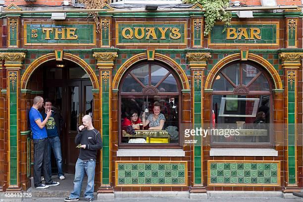 Bar irlandés