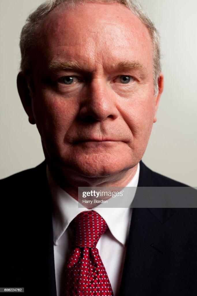 Martin McGuinness, Sunday Times magazine UK, October 30, 2011