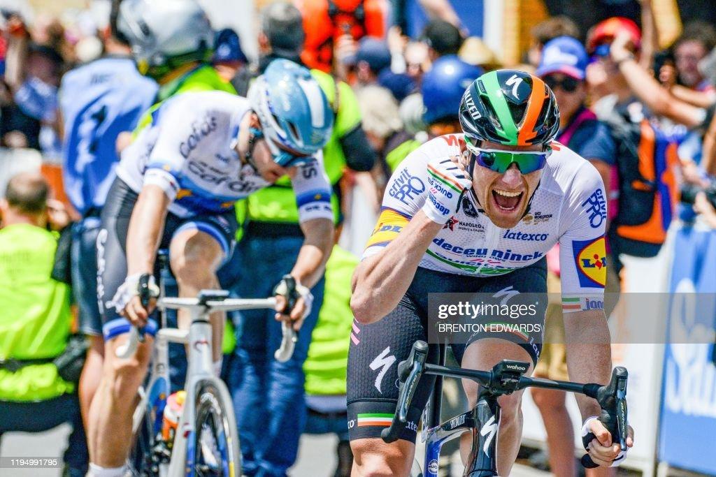 CYCLING-AUS-TDU : News Photo
