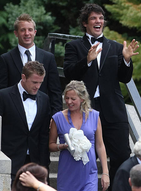 Brian ODriscoll Wedding Pictures