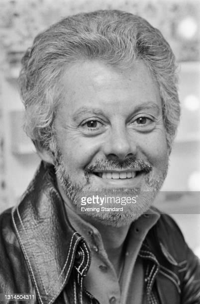 Irish singer, actor and entertainer Danny La Rue , UK, 12th December 1973.