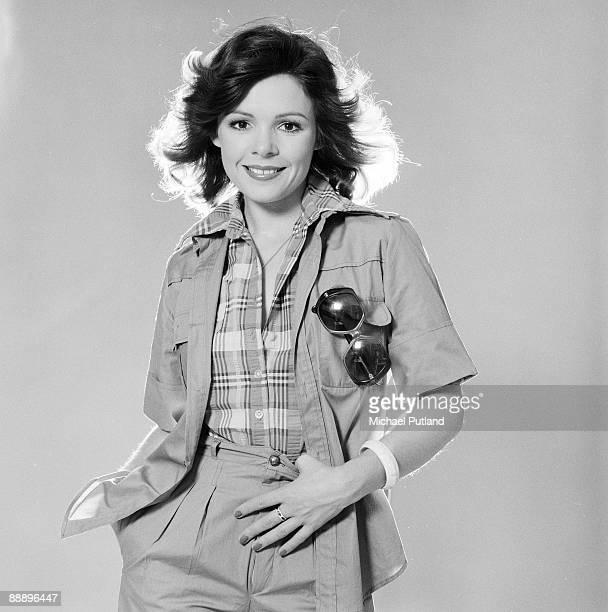 Irish singer Dana 1975
