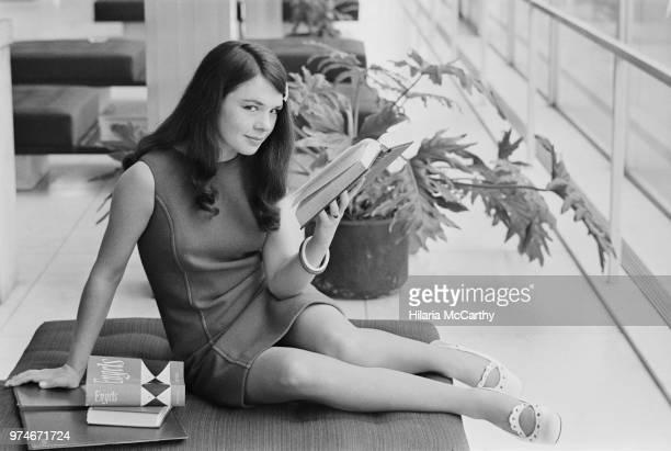 Irish singer Dana Rosemary Scallon UK 25th March 1970