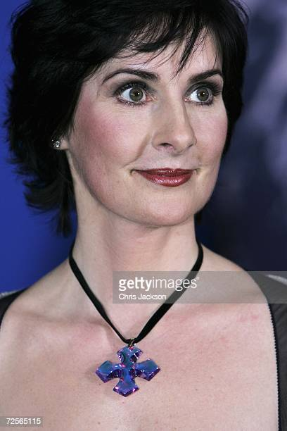 Irish Singer Enya arrives at the 2006 World Music Awards at Earls Court on November 15 2006 in London