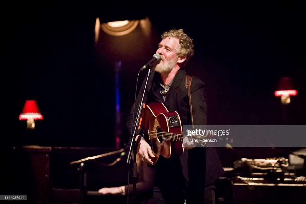 DEU: Glen Hansard Performs In Berlin