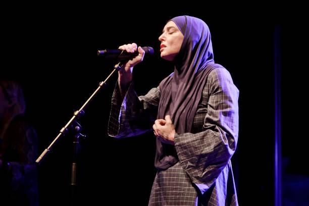 DEU: Sinead O'Connor Performs In Berlin