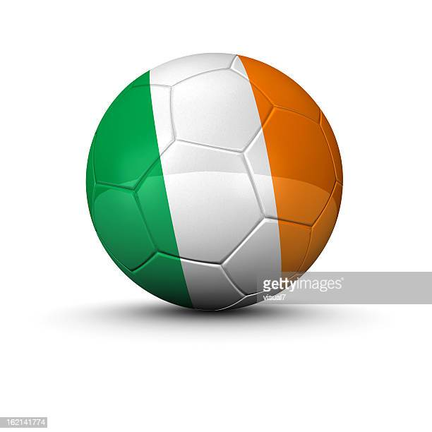 irish soccer ball - championships stock pictures, royalty-free photos & images