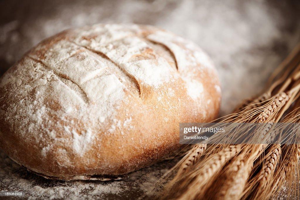 Irish Soda Bread : Stock Photo