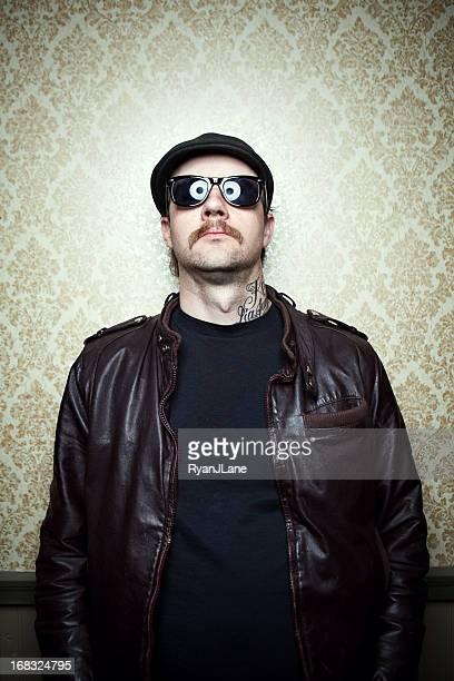 Irish Thug With Rough Look