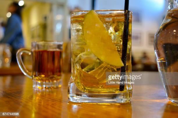 Irish Whiskey Break