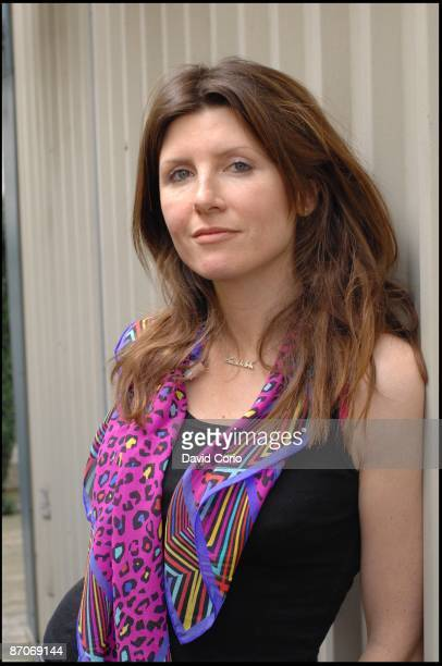 Irish writer actress and comedienne Sharon Horgan poses for a portrait on April 23 London England