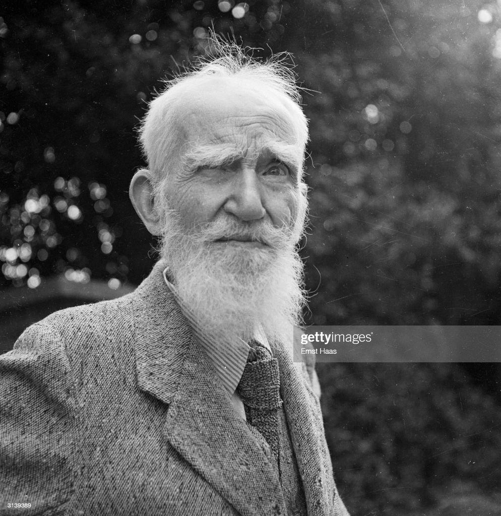 jul irish autor playwright george bernard shaw born photos  irish writer and dramatist george bernard shaw 1856 1950 whose most famous