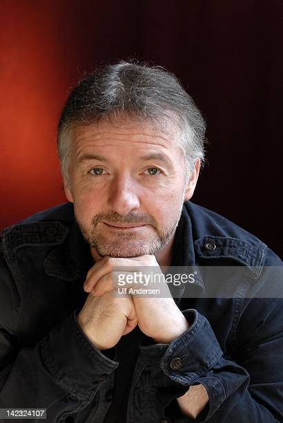 LYON FRANCE APRIL 1 Irish writer John Connolly poses during a portrait session held on April 1 2012 in Lyon France