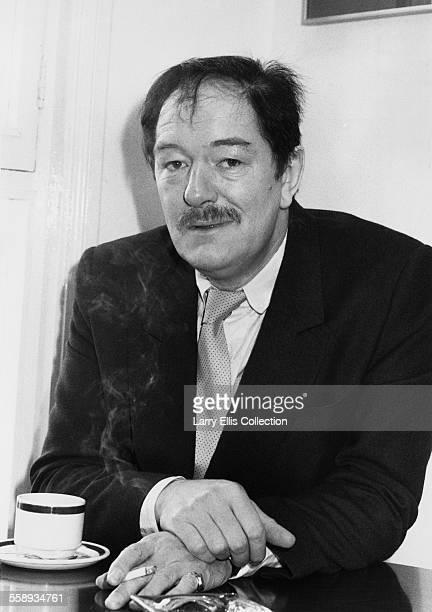 Irishborn English actor Michael Gambon circa 1980