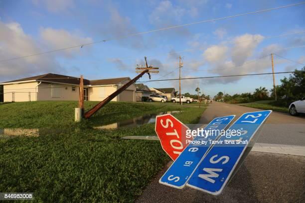 Irma's Devastation