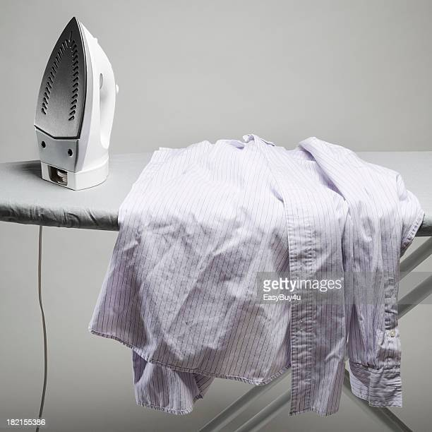 Iron and shirt