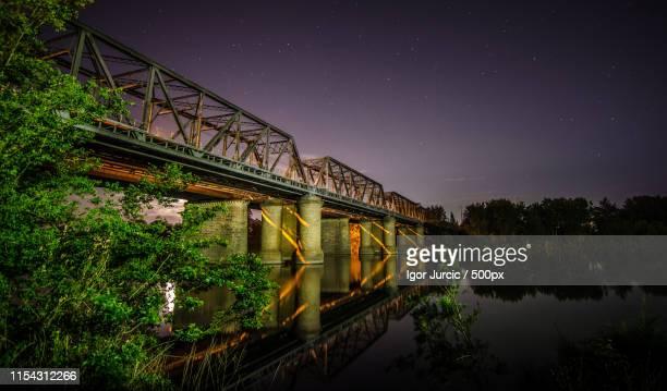 iron bridge - penrith fotografías e imágenes de stock