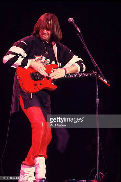 Iron Butterfly at Madison Square Garden for the Atlantic Records 40th Anniversary Concert in New York City May 14 1988