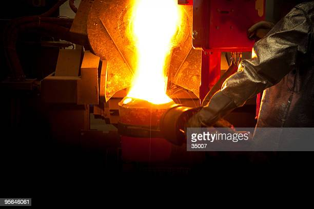 iron casting industry