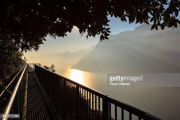 Iron Footway, Lake Garda - Italy