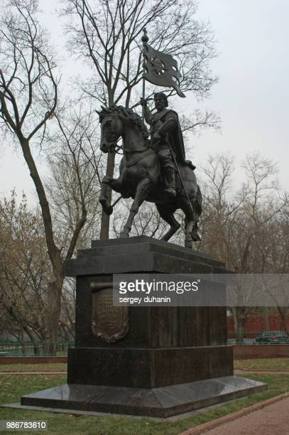iron horses. prince Dmitry Donskoy