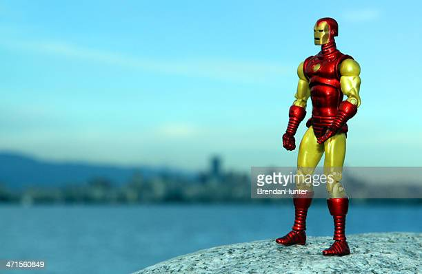 Iron Man and Those He Defends