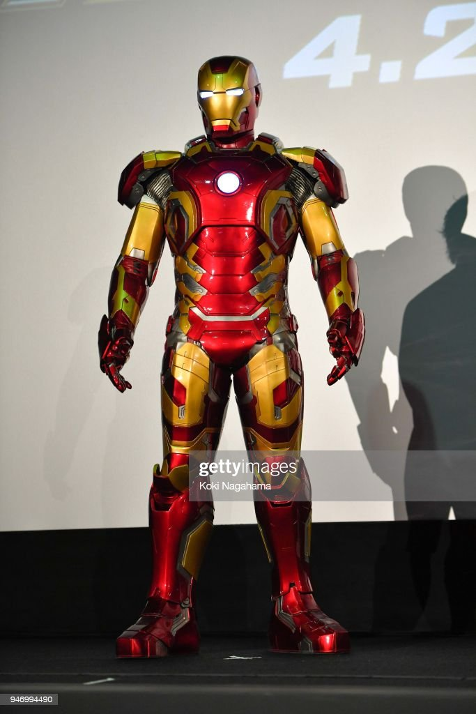 'Avengers Infinity War' Fan Event In Tokyo : News Photo