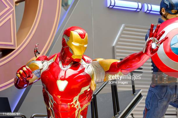 Iron man is a fictional character seen appearing in American comic books published by Marvel Comics Avengers 4 Endgame character model features 11...