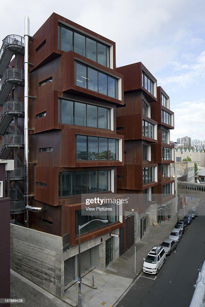 Ironbank, Auckland, Nz, Rta Studio, New Zealand, Architect, .