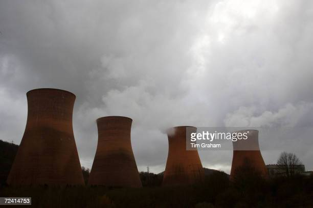 Ironbridge Power Station Shropshire United Kingdom